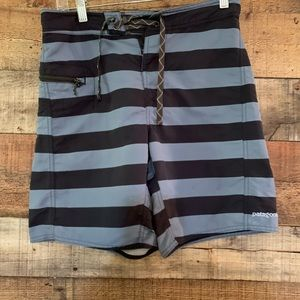 Patagonia men's swim board shorts, size small